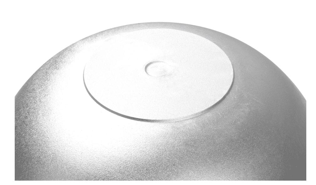 Алюминиевый казан 15 литров с крышкой, Kukmara