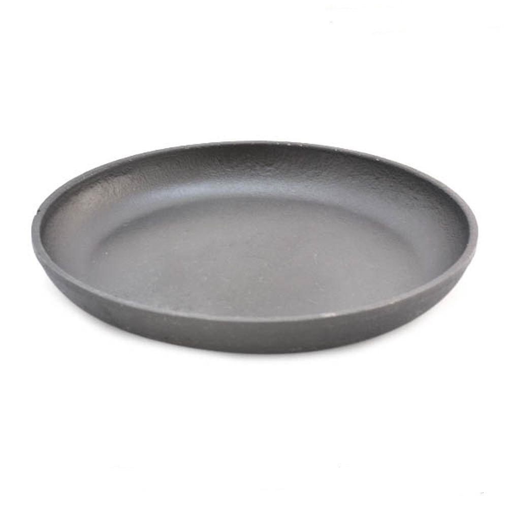 Сковорода чугунная 220х25 мм. Балезинский ЛМЗ фото