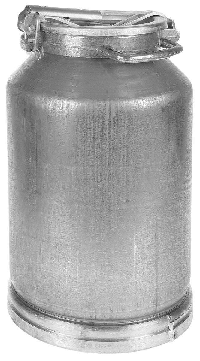 Алюминиевая фляга-бидон на 25 литров Калитва