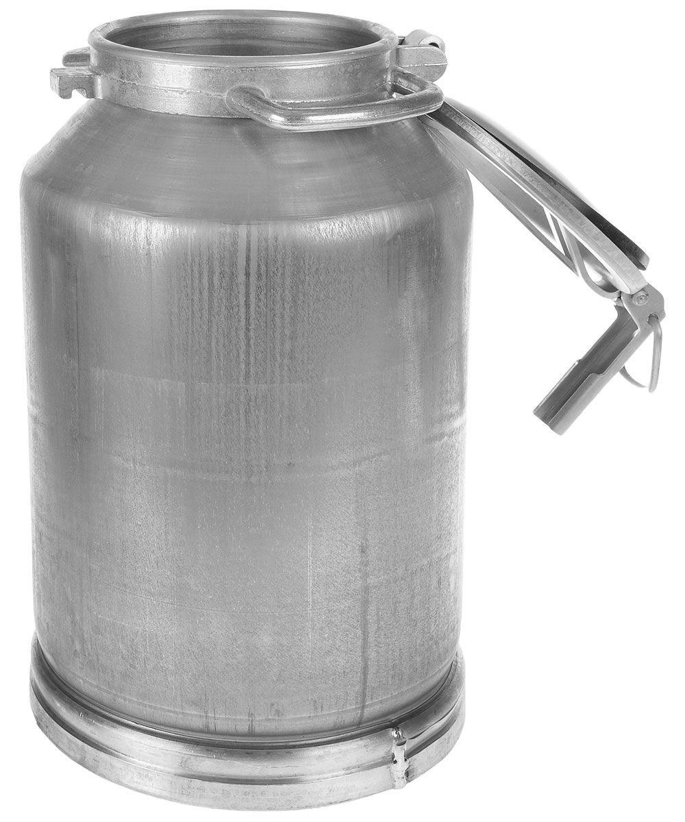 Алюминиевая фляга-бидон на 25 литров Калитва фото