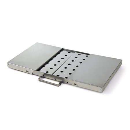 Мангал-Дипломат нержавеющая сталь 570х250х720 мм