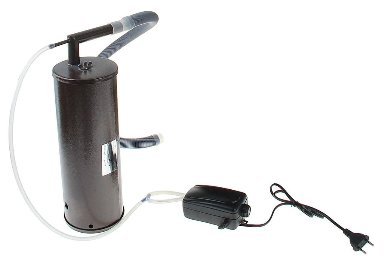 Дымогенератор Дым Дымыч 01 для холодного копчения УЗБИ - фото 5295