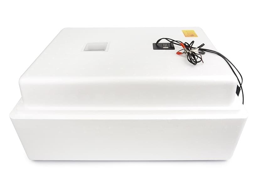 Инкубатор Несушка 104 яйца 220/12 В с автоматическим поворотом и гигрометром