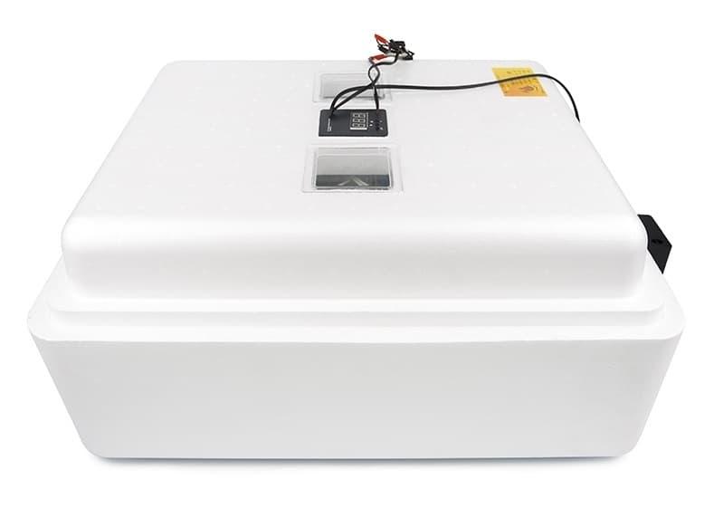 Инкубатор несушка 104 яйца 220/12 В с гигрометром
