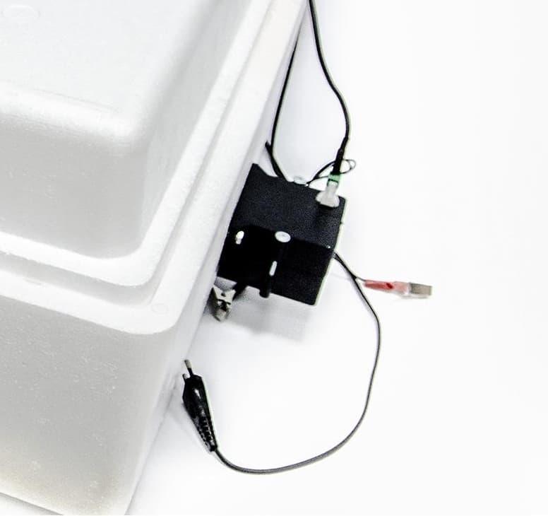 Отзывы на Инкубатор несушка 104 яйца 220/12 В с гигрометром