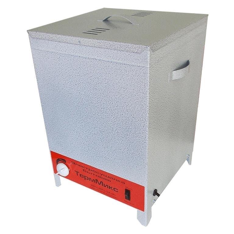 Электросушилка металлическая для фруктов и овощей 4 лотка ТермМикс