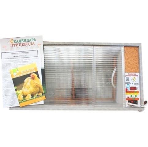 Заказать Инкубатор блиц Норма цифровой 72 яйца 220/12В с автоматическим поворотом и регулировкой влажности
