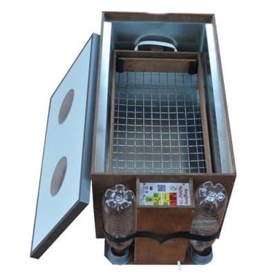 Инкубатор БЛИЦ 72 Цифровой 220/12В автомат.поворот, рег. влажности