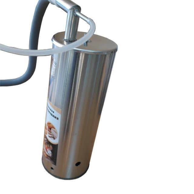 Коптильня Дым Дымыч 02Б холодное копчение из нерж. стали с емкостью 50 л. УЗБИ - фото 5666