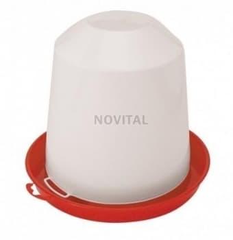 Поилка вакуумная на 5 литров Novital