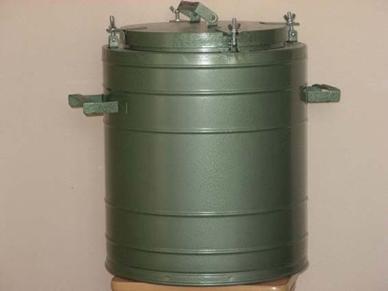купить армейский термос 36 литров с колбой из нержавеющей стали