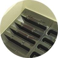 Инкубатор Золушка 28 яиц, автопереворот, 220/12В, аналоговый терм., гигрометр