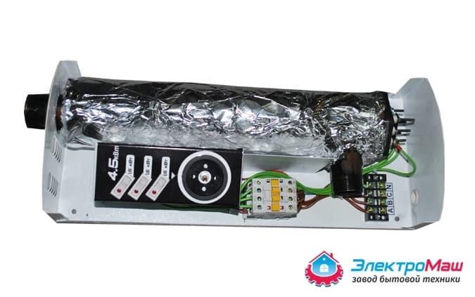 Электрокотел отопления Электромаш ЭВПМ - 4,5 кВТ купить