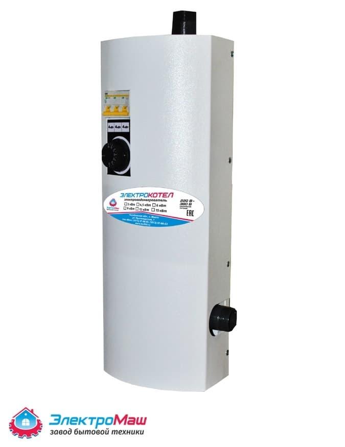 Электрокотел отопления Электромаш ЭВПМ - 12 кВТ фото
