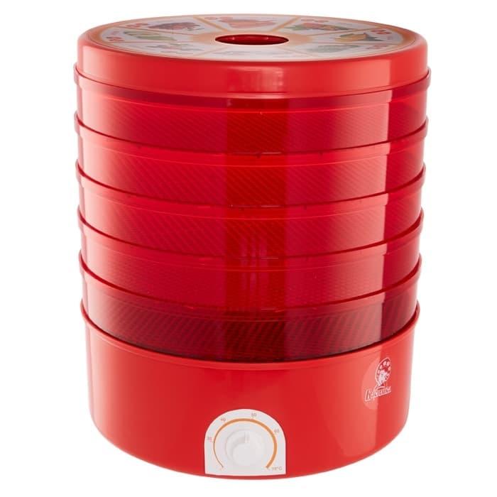 Сушилка для овощей и фруктов электр. ВАСИЛИСА СО3-520, 520 Вт