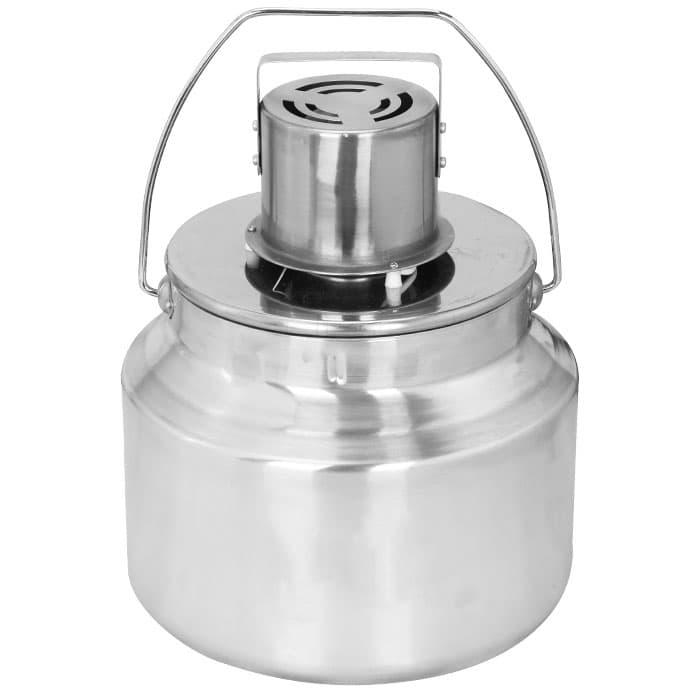 маслобойка электрическая 45ВТ 13 литров КС-9001 фото