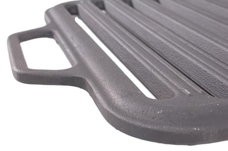 Решетка чугунная гриль для мангала 360х260х11 мм (Ситон) арт. РГ3626 купить