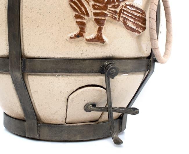 Тандыр Таир, слоновая кость, Эко
