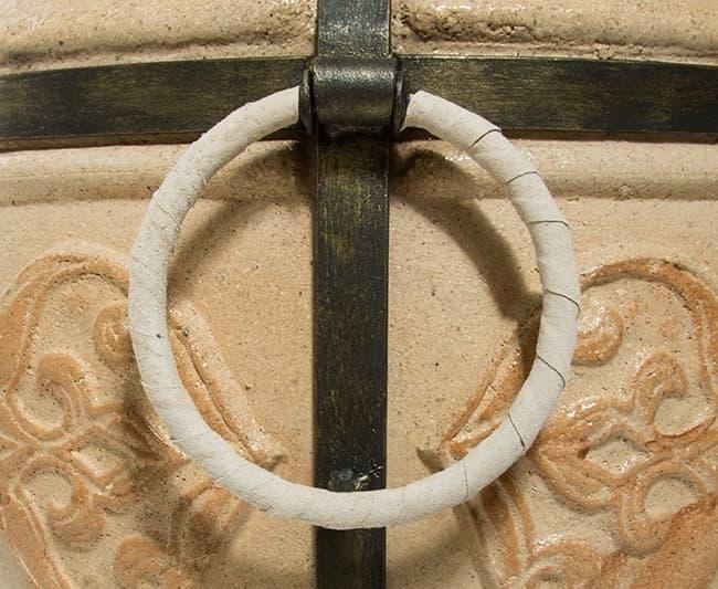 Тандыр Урал, слоновая кость, Эко