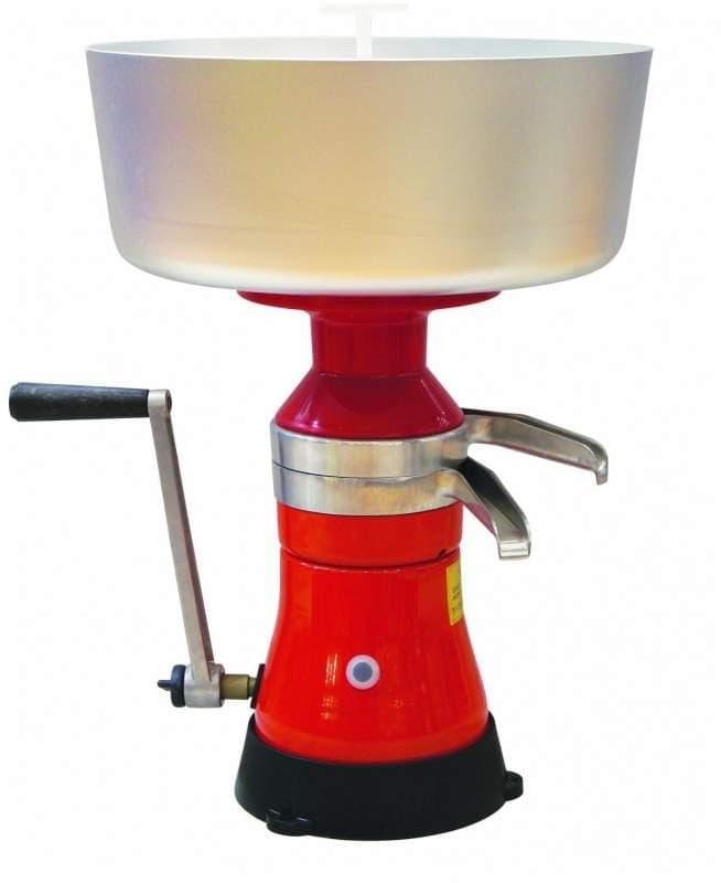 Сепаратор-сливкоотделитель ручной Мотор Сич 100Р-09 , до 100 л/ч фото