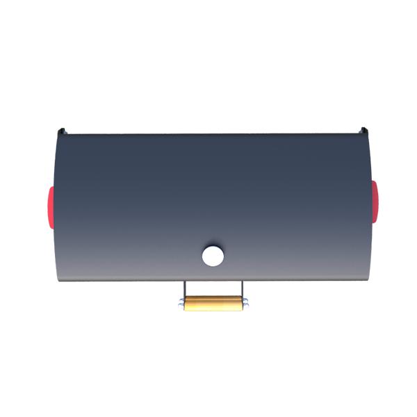 Редлайнер крышка-гриль (нержавеющая сталь) Grillver