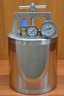 автоклав нефор для всех плит на 12 литров цена