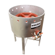 Горелка газовая под казан Wolmex
