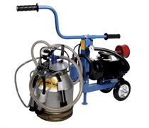 Доильный аппарат для коров ФЕРМЕР масляного типа, силикон АДЭ-03-01 С