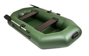 Лодка барс 260 зеленая фото