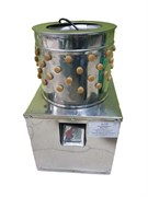 Перощипальная машина для перепёлок Умница ПМ-1У Фото