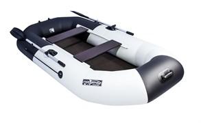 Лодка NX 270 C Комби светло-серый/черный фото