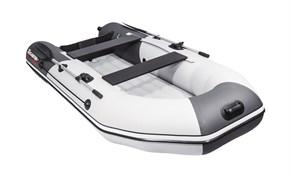 "Лодка пвх NX 2900 НДНД графит/светло-серый ""Комби"" фото"