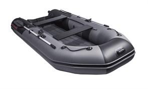 """Лодка пвх NX 3200 НДНД графит/черный """"Комби"""" фото"""