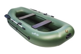 Лодка Таймень LX 290 Зеленый