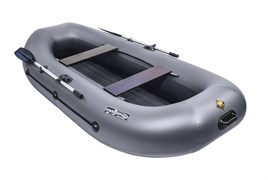 ПВХ Лодка Таймень LX 290 НД Графит