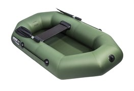 Лодка ПВХ аква оптима 190 зеленая фото