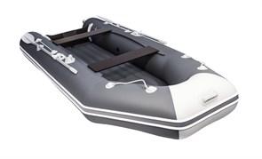 Лодка ПВХ Аква 3400 НДНД под мотор фото