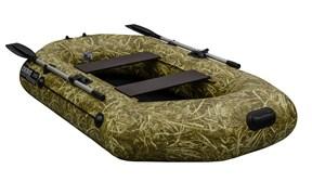 Лодка ПВХ Аква-оптима 240 камыш фото