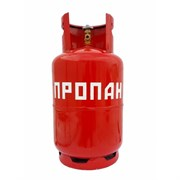 Газовый баллон 27 л НЗГА Беларусь с ВБ-2 фото