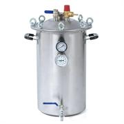 Автоклав Fansel 20 литров нержавеющая сталь для всех плит фото