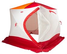 Палатка зимняя КУБ-4 200х230 утепленная трёхслойная Медведь фото
