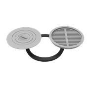 плита и решетка-гриль для печи берель фото