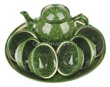 Набор чайный Риштанская Керамика купить