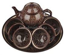 Набор чайный Риштанская Керамика