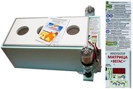 Инкубатор БЛИЦ матрица Вегас цифровой 90 яиц